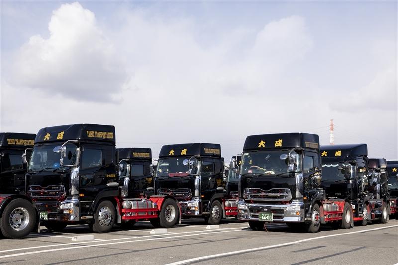 株式会社大成運輸の保有トラック