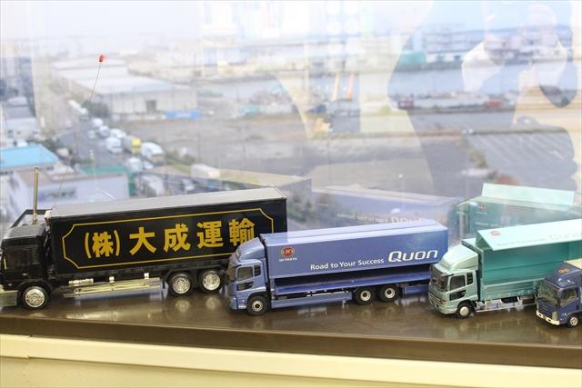 大成運輸の会社風景